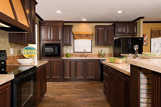 The Jackson kitchen