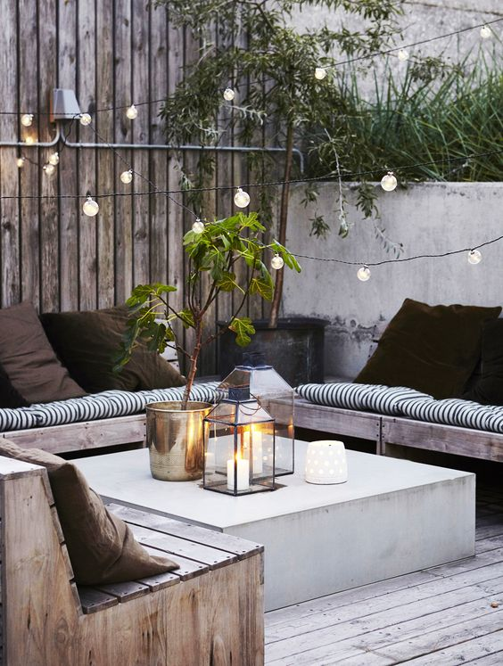 Our favorite outdoor decorating ideas » The River Club