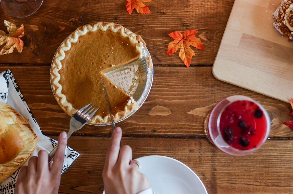 ways to express gratitude this Thanksgiving