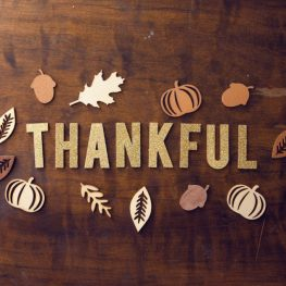 Ways to express gratitude this Thanksgiving
