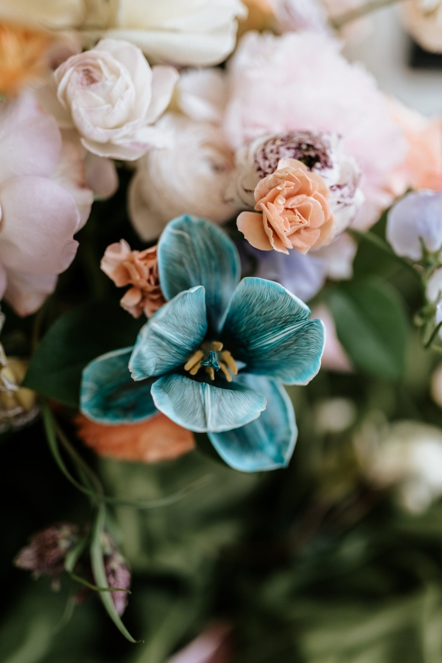 beautiful spring flower arrangments photographed by Heather K Purdy